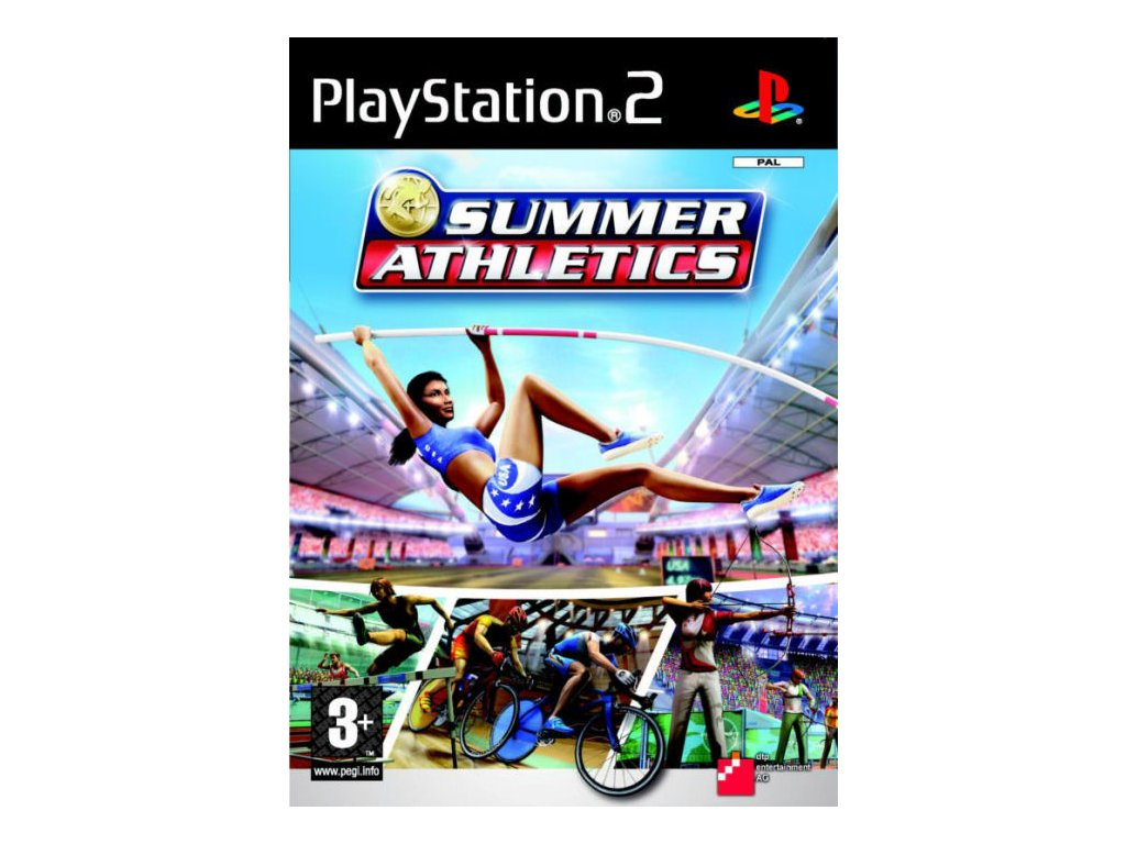 PS2 Summer Athletics