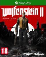 Xbox One Wolfenstein 2: The New Colossus (nová)