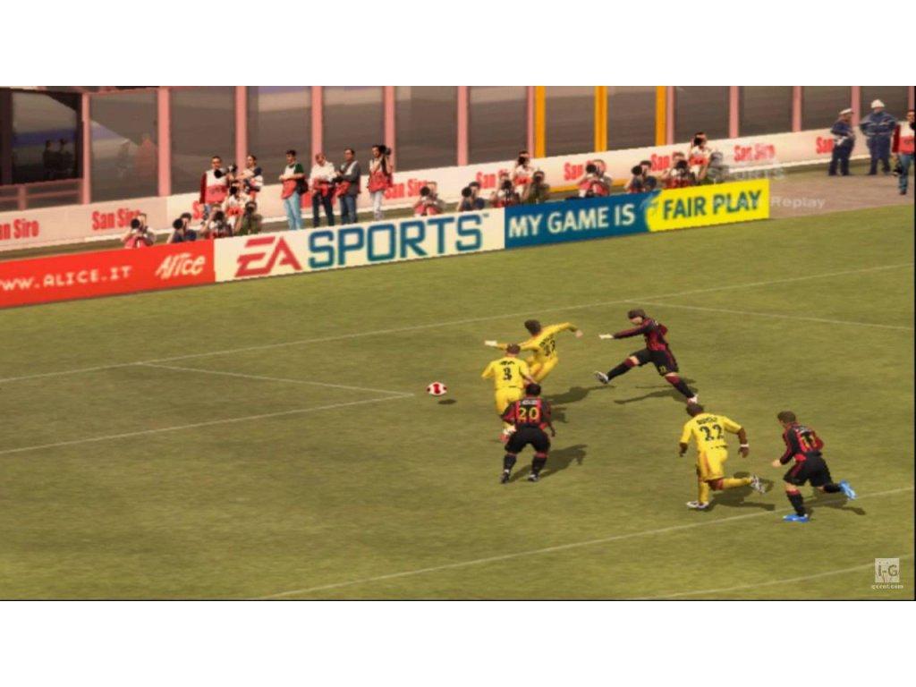 PS2 FIFA 07 2007 (DE)