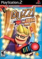 PS2 Buzz! - Mega Kvíz (DE)