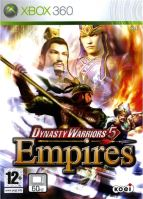 Xbox 360 Dynasty Warriors 5 Empires