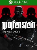 Xbox One Wolfenstein The New Order (nová)