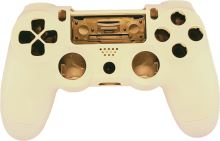 [PS4] Case Šasi ovládač pre Playstation 4 (biely) (nový)