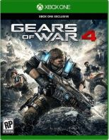 Xbox One Gears Of War 4 (Bez obalu)