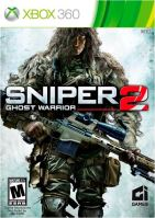 Xbox 360 Sniper Ghost Warrior 2