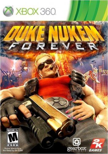 Xbox 360 Duke Nukem Forever