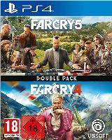 PS4 Far Cry 5 + Far Cry 4 Doublepack (CZ) (nová)