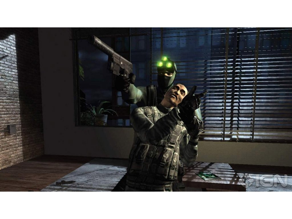 PS3 Tom Clancys Splinter Cell Trilogy