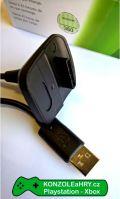 [Xbox 360] 4800mAh 2x nabíjací akumulátor + USB nabíjačka (nové)