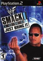 PS2 Smackdown Just Bring It