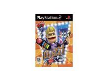 PS2 Buzz! - Pop Kvíz (DE) (nová)