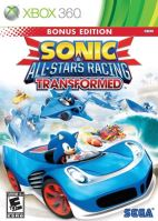 Xbox 360 Sonic And All Stars Racing Transformed (nová)