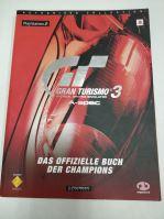 Príručka Gran Turismo 3 (DE) (estetická vada)