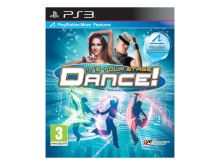 PS3 Dance! Its Your Stage