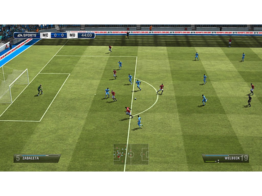 Xbox 360 FIFA 14 2014 (CZ)