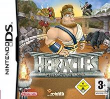 Nintendo DS Heracles: Battle with the Gods
