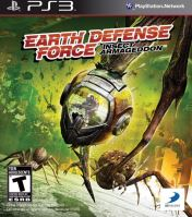 PS3 Earth Defense Force: Insect Armageddon