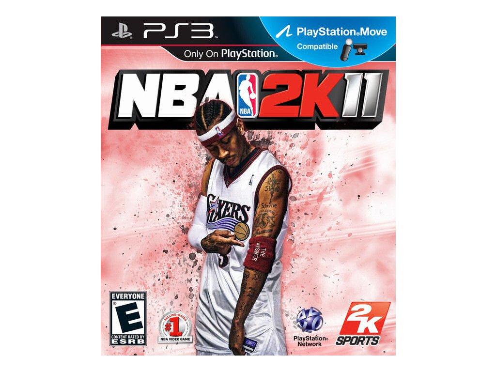 PS3 NBA 2K11 2011