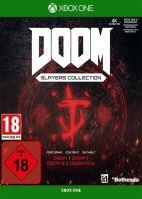 Xbox One Doom Slayer Collection - Doom 1,2,3,2016 (nová)