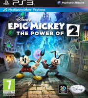 PS3 Epic Mickey 2 Dvojitý Zásah
