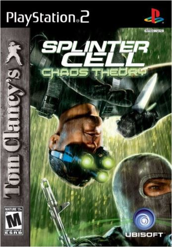 PS2 Tom Clancys Splinter Cell Chaos Theory