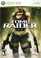 Xbox 360 Tomb Raider Underworld