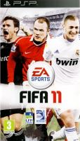 PSP FIFA 11 2011 (DE)