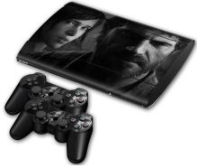 [PS3 SSlim] Polep The Last of Us (nový)