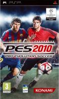 PSP PES 10 Pro Evolution Soccer 2010 (DE) (Bez obalu)