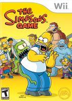 Nintendo Wii Simpsonovi Hra - The Simpsons Game