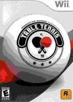 Nintendo Wii Rockstar Games presents Table Tennis