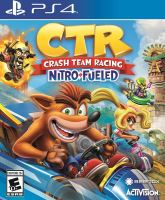 PS4 Crash Team Racing: Nitro Fueled