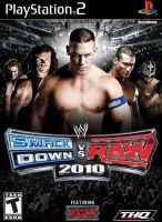 PS2 Smackdown vs Raw 2010