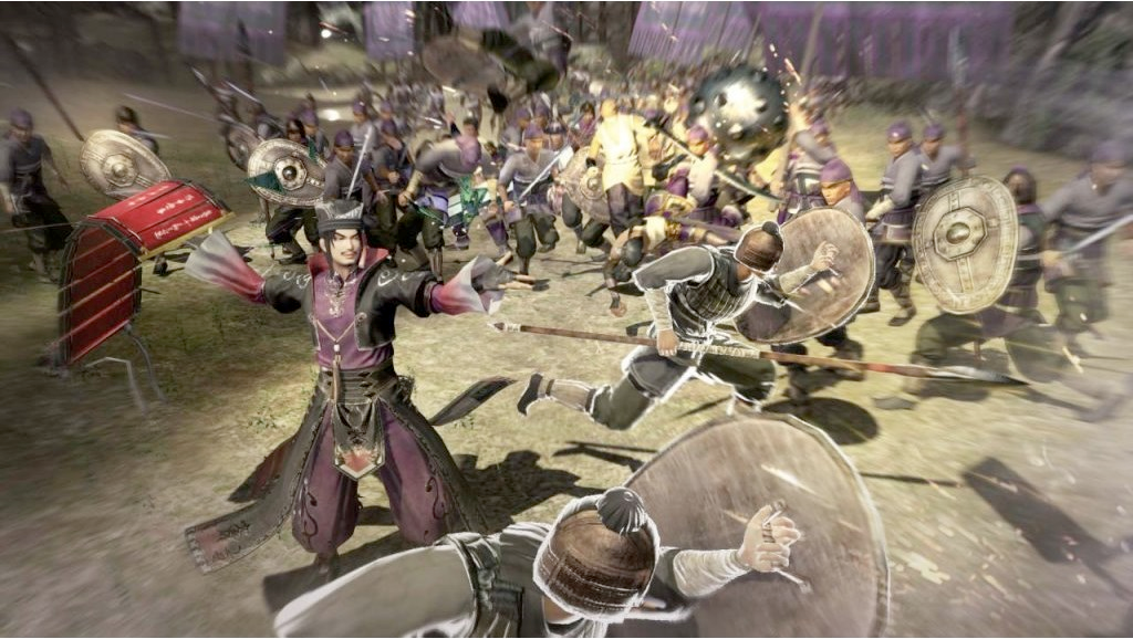 PS3 Dynasty Warriors 8: Xtreme Legends