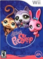 Nintendo Wii Littlest Pet Shop (CZ)