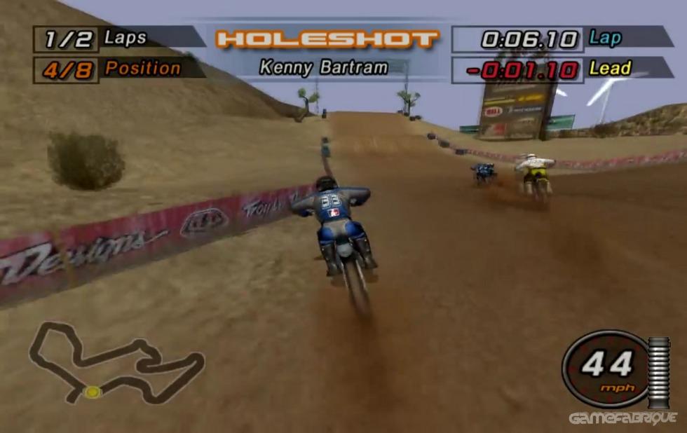 PS2 MTX: Mototrax