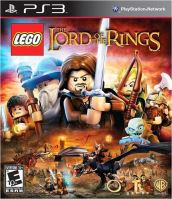 PS3 Lego Pán Prsteňov - The Lord Of The Rings