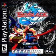 PSX PS1 Beyblade