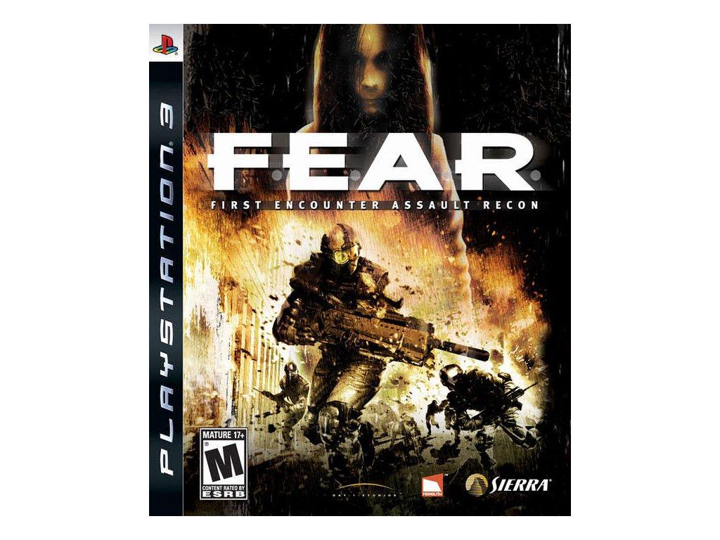 PS3 Fear (DE)
