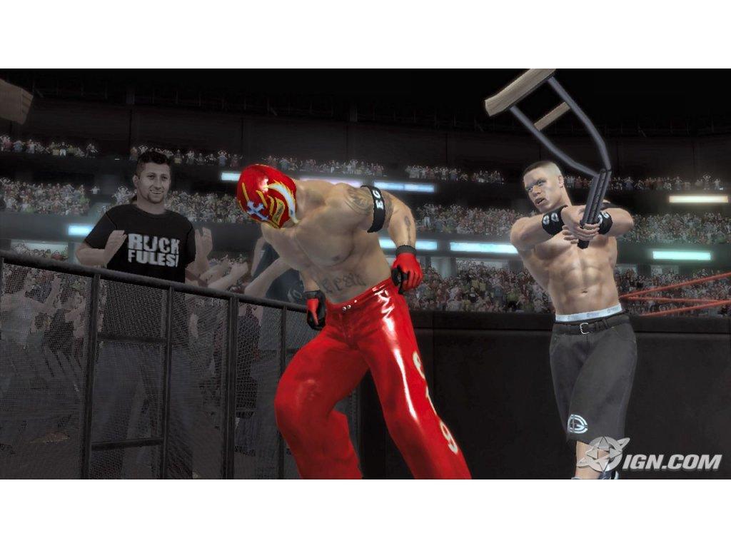 Xbox 360 Smackdown Vs. Raw 2007