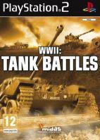 PS2 WWII: Tank Battles - Afrika Korps, Arden, Normandia (Nová)