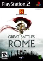 PS2 The History Channel - Great Battles Of Rome