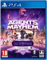 PS4 Agents of Mayhem Day One Edition (nová)