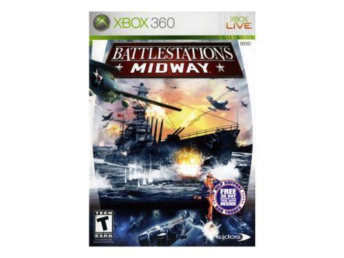 Xbox 360 Battlestations Midway