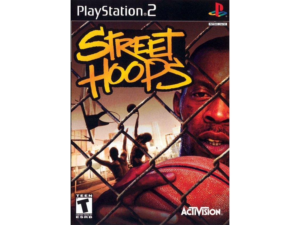PS2 Street Hoops