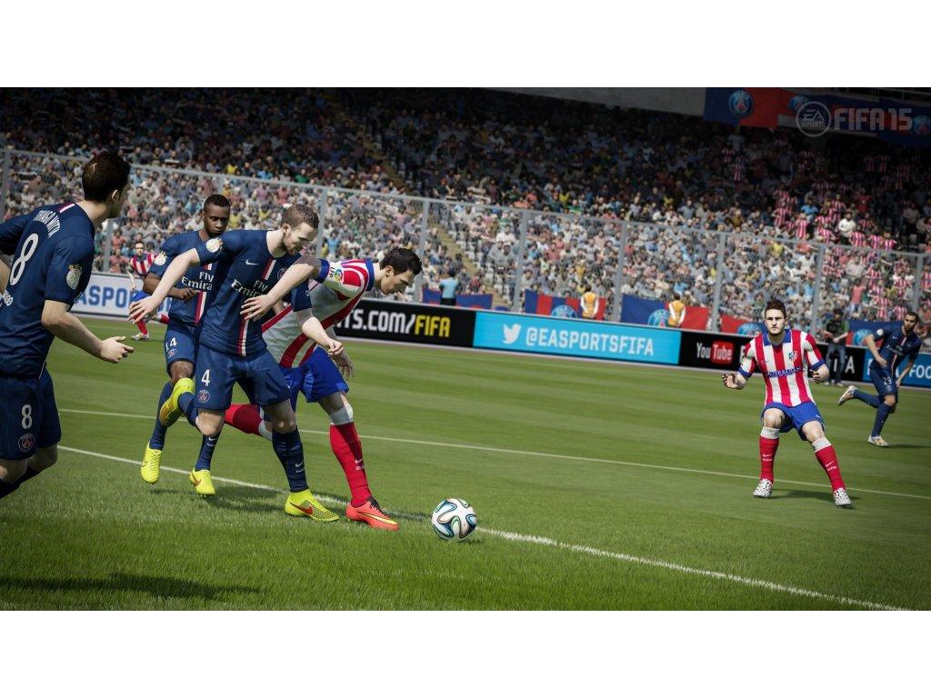 Xbox One FIFA 15 2015