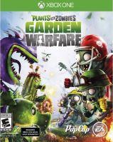 Xbox One Plants vs Zombies Garden Warfare