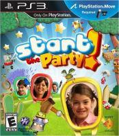PS3 Start The Party (nová)