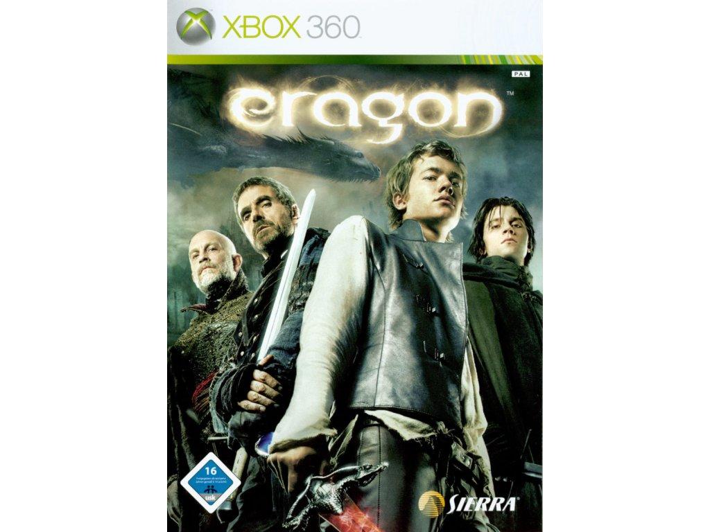Xbox 360 Eragon
