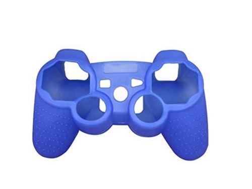[PS3] Protišmykový Návlek na Ovládač (modrý)